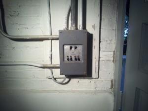 Electrician Suburbs
